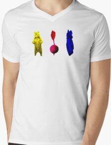Bears, Beets, Battlestar Galactica (the office)  Mens V-Neck T-Shirt