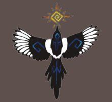 Solar Magpie by savagedryad