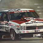 Peter Brock 1978 Bathurst by davebrooker