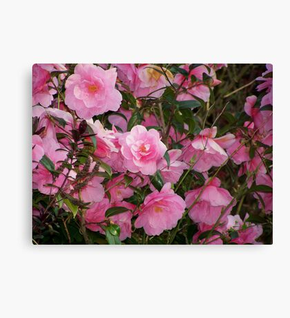 For Mum happy Mothers Day Canvas Print