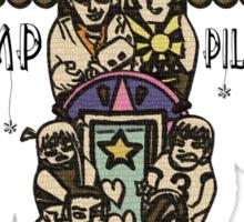 Camp Pilgrim Sticker