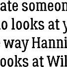 Date Someone Who - Hannigram by HarmonyByDesign