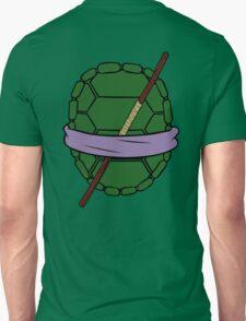 donatello TMNT single stick Unisex T-Shirt