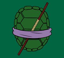 donatello TMNT single stick Unisex T-Shirt
