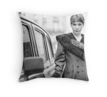 Mylady Throw Pillow