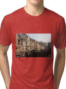 Classic European City, Guess Where? Tri-blend T-Shirt