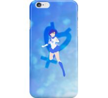 Sailor Mercury Lineless Art iPhone Case/Skin
