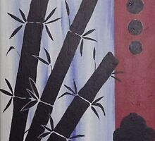 'Bamboo & Buddha' by jansimpressions