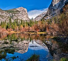 Mirror Lake by Cat Connor