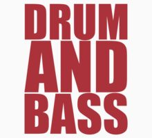 DRUM AND BASS  Kids Clothes