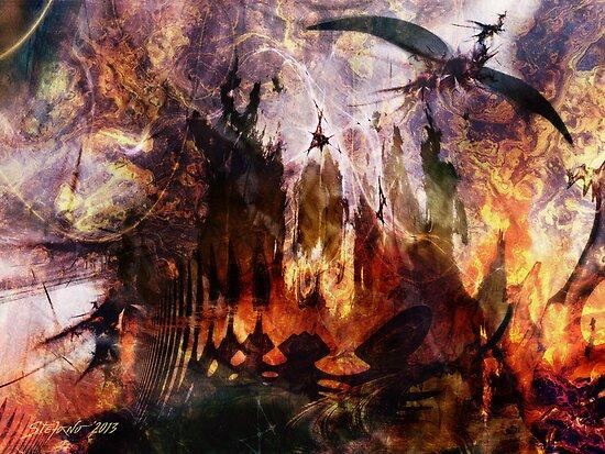 Dungeons & Dragons by Stefano Popovski