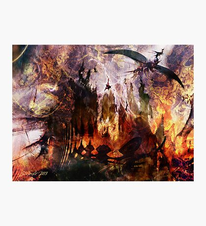 Dungeons & Dragons Photographic Print