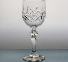 Crystal Glass by Theresa Selley