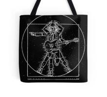 ac-dc leonard black Tote Bag