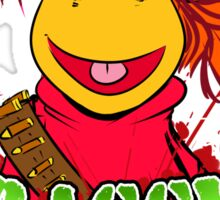 FRAGgle Sticker