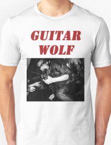 GUITAR WOLF 01 T-Shirt