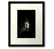 Every Stranger's Eyes Framed Print
