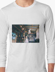 her birds Long Sleeve T-Shirt