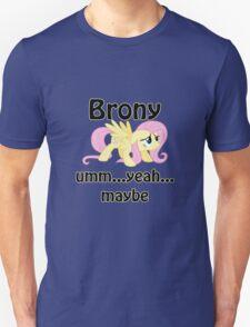 Shy Brony T-Shirt