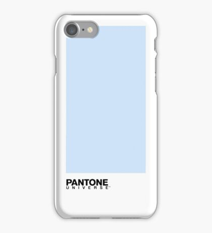 Pantone - Baby Blue iPhone Case/Skin