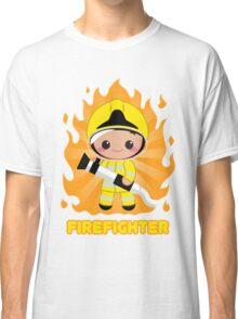 Cute FireFighter OY Classic T-Shirt