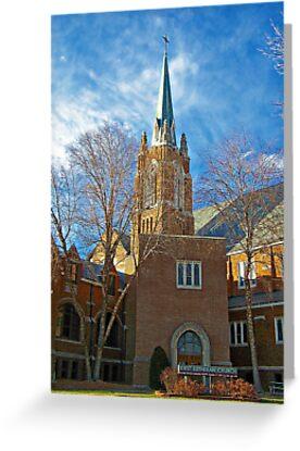 First Lutheran Church by Greg Belfrage