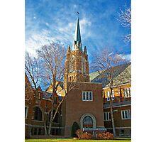 First Lutheran Church Photographic Print