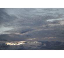 Night Sky 2  Photographic Print