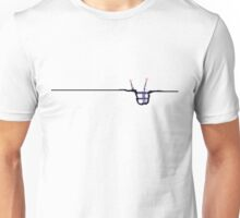 Hell's Gate Wall Version 1 Unisex T-Shirt