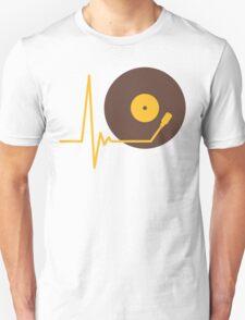Music Pulse DJ Vinyl T-Shirt