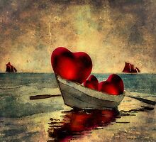 Hearts At Sea by SuddenJim