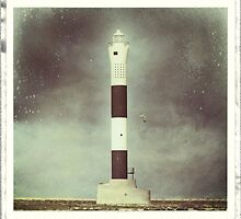 Dungeness 'New' Lighthouse by Nicola Smith