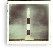 Dungeness 'New' Lighthouse Canvas Print