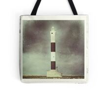 Dungeness 'New' Lighthouse Tote Bag
