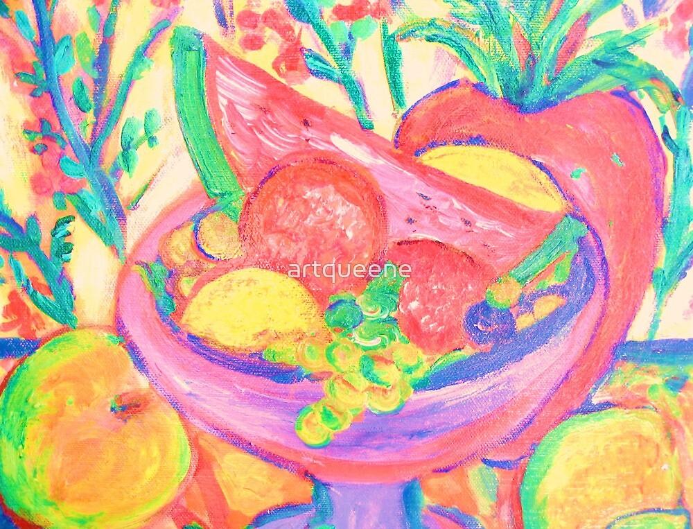 Just Plain Fruity by artqueene