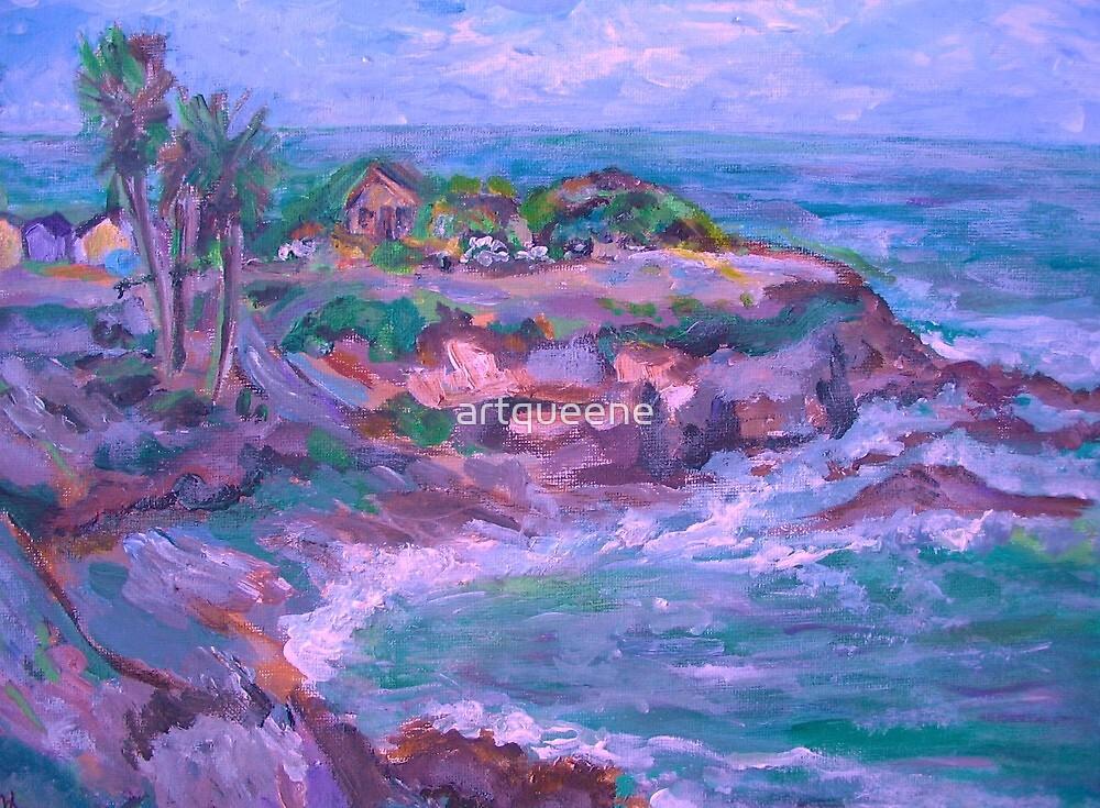 California Cove by artqueene