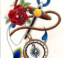 Anchor by gracejc