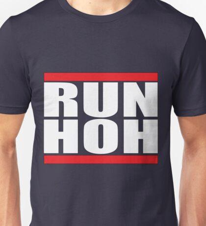 RUN H.O.H. - RUN DMC Style Logo Unisex T-Shirt