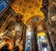 St Peter's Basilica 2.0 by Yhun Suarez