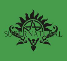 Supernatural by Stuart White