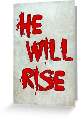 He will rise. by nimbusnought