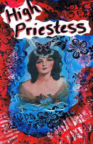 High Priestess by Inner Child Art