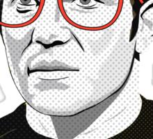 Star Trek James T. Kirk (William Shatner) Pop Art  illustration Sticker
