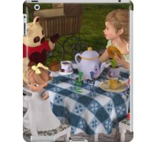 The Toy Tea Party iPad Case/Skin