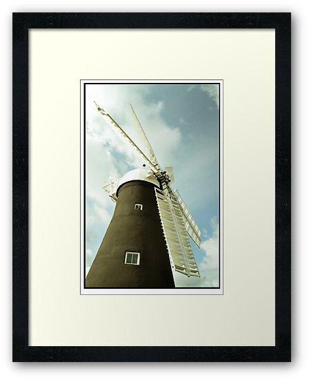 Holgate Mill by beanocartoonist