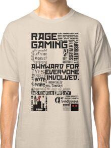 Rage Medley - Black Classic T-Shirt