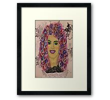Meet Kimberly Framed Print