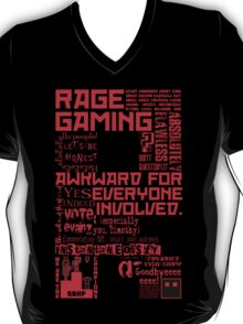 Rage Medley - Red T-Shirt