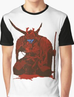 Blade Of The Ronin Graphic T-Shirt