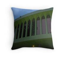 Mutato Muzika on the Sunset Strip Throw Pillow